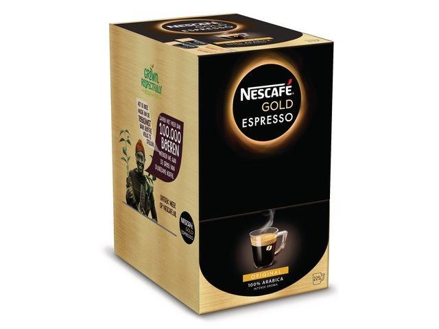 Nescafé Koffie Nescafé espresso/ds225x1.8gr