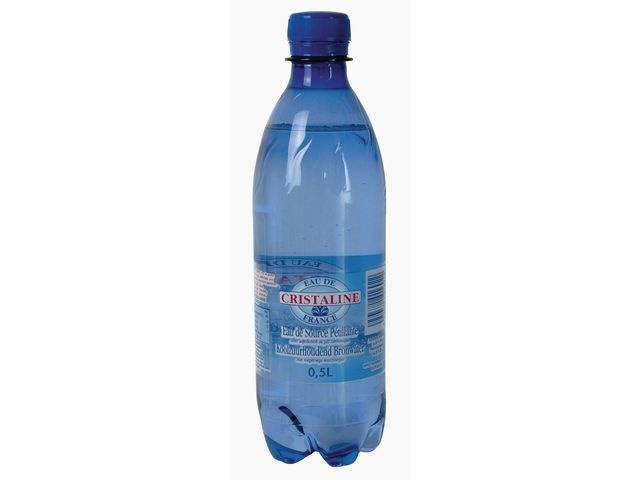 CRISTALINE Mineraalwater Cristaline rood 50cl/bx24