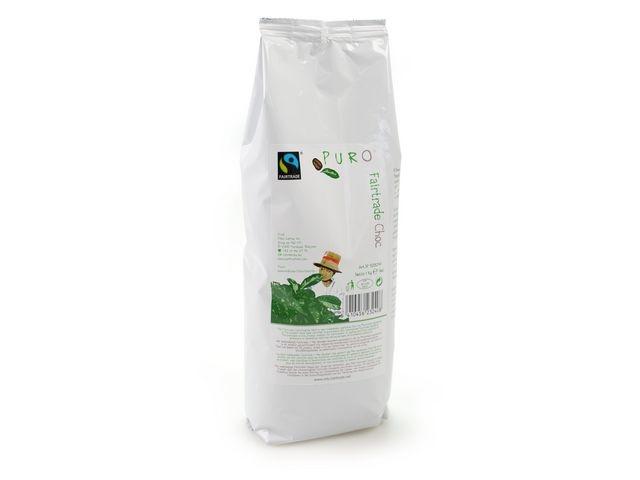 PURO Cacao Puro fairtrade 1 kg /ds10