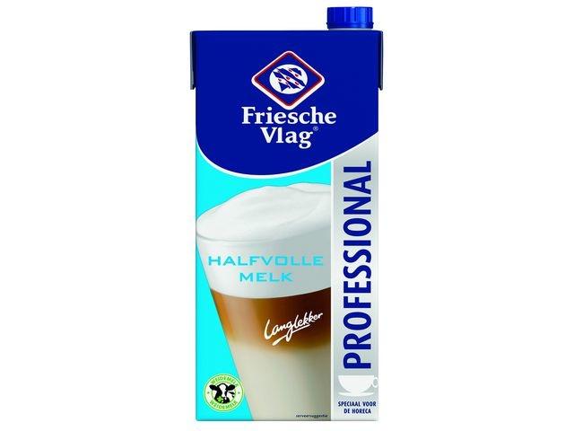 Campina Halfvolle melk houdb/12x1L