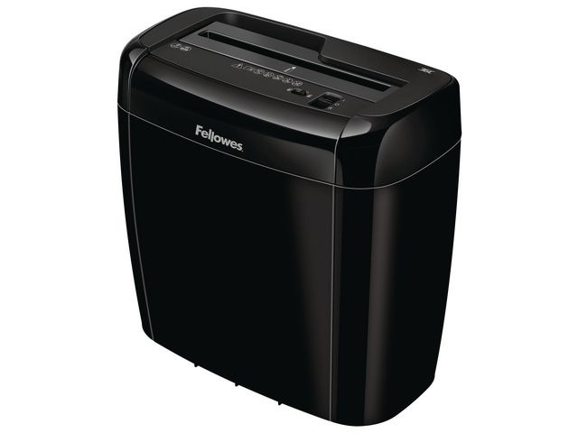 Fellowes Papiervernietiger Fellowes PS 36C zwart