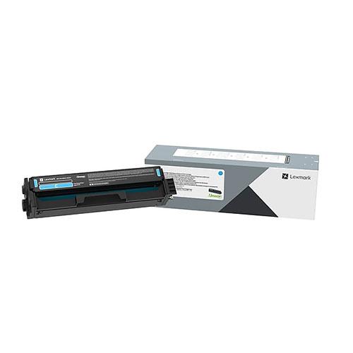Lexmark Lexmark C320020 toner cyan 1500 pages (original)