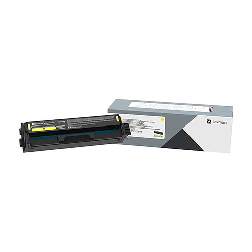 Lexmark Lexmark C320040 toner yellow 1500 pages (original)