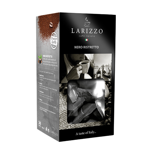 Larizzo Larizzo Nero Ristretto 30 cups