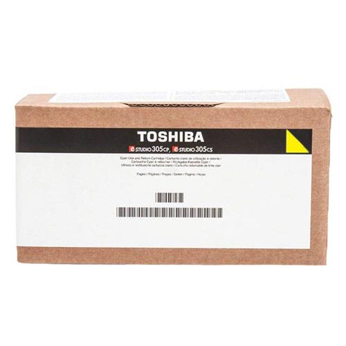 Toshiba Toshiba T-FC338EYR (6B0000000927) toner yellow 5K (original)