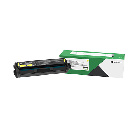 Lexmark Lexmark C3220Y0 toner yellow 1500 pages (original)