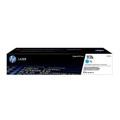 HP HP 117A (W2071A) toner cyan 700 pages (original)