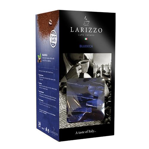 Larizzo Larizzo Cups BluDeca 30 cups