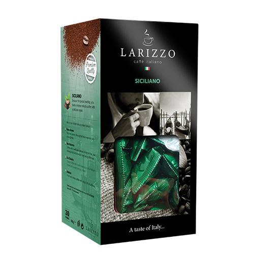 Larizzo Larizzo Siciliano Cups 30 pcs