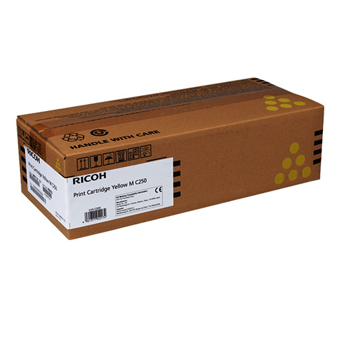 Ricoh Ricoh M C250 (408355) toner yellow 2300 pages (original)