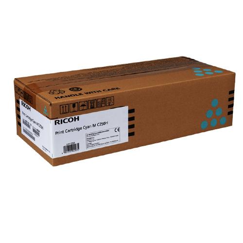 Ricoh Ricoh M C250H (408341) toner cyan 6300 pages (original)