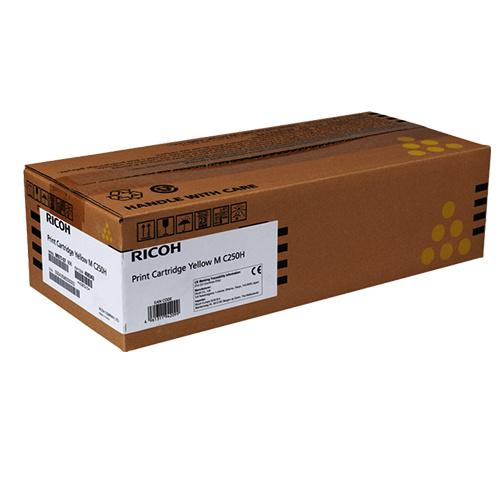 Ricoh Ricoh M C250H (408343) toner yellow 6300 pages (original)