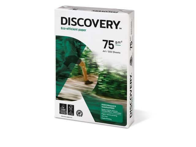 Discovery Papier Discovery A4 75g/pallet 200x500v