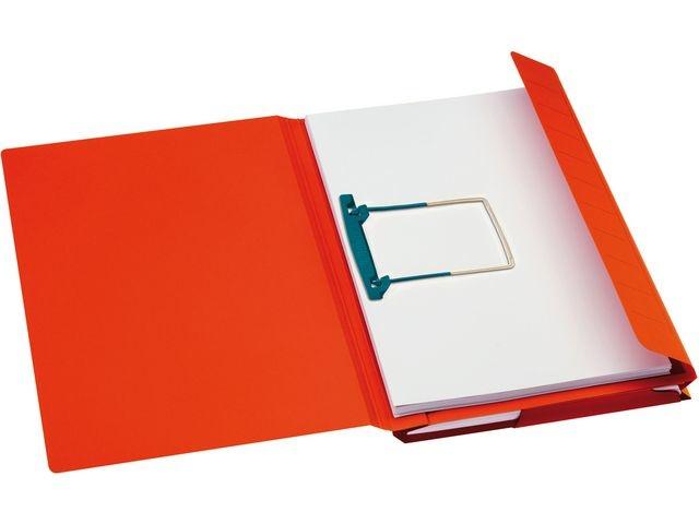 Jalema Hechtmap Secolor Combi folio rood/pak 40