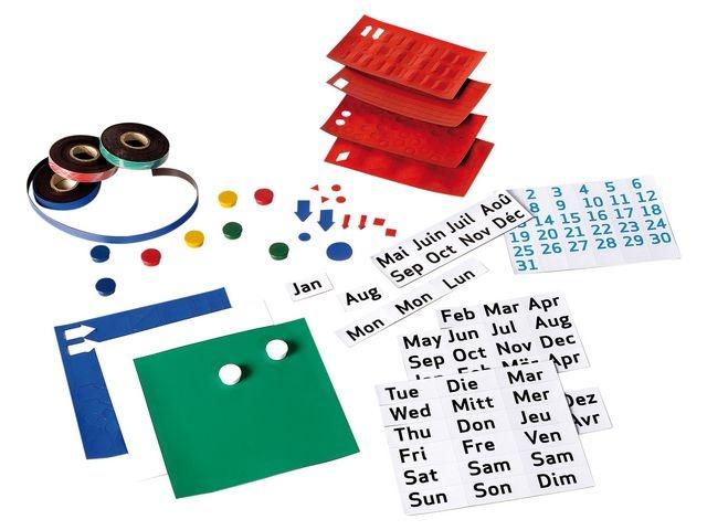 Staples Planningkit Magnetisch SPLS 20-delig