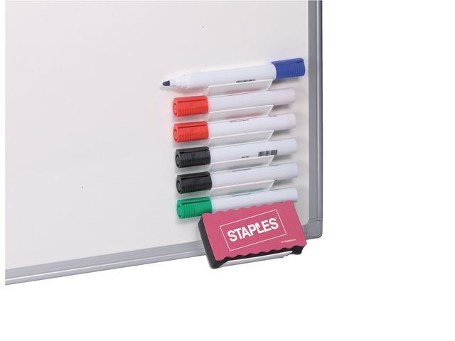 Staples Markerhouder whiteboard SPLS 8-delig