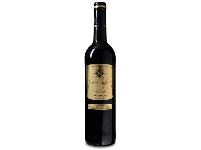 Wijn rood Casa Safra Grand Reserva /ds6