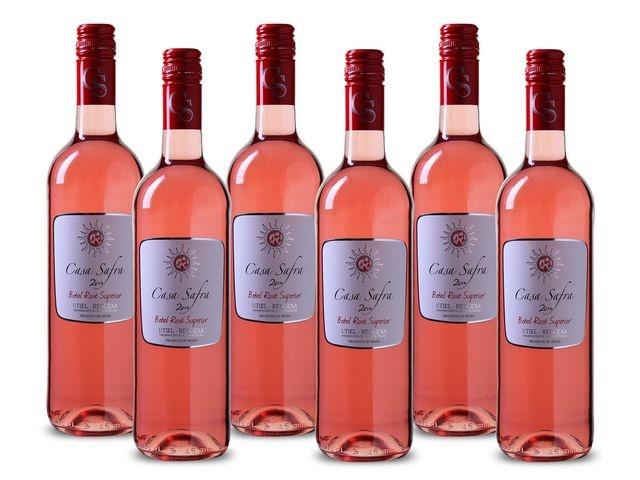 Wijn rose Casa Safra/ds6