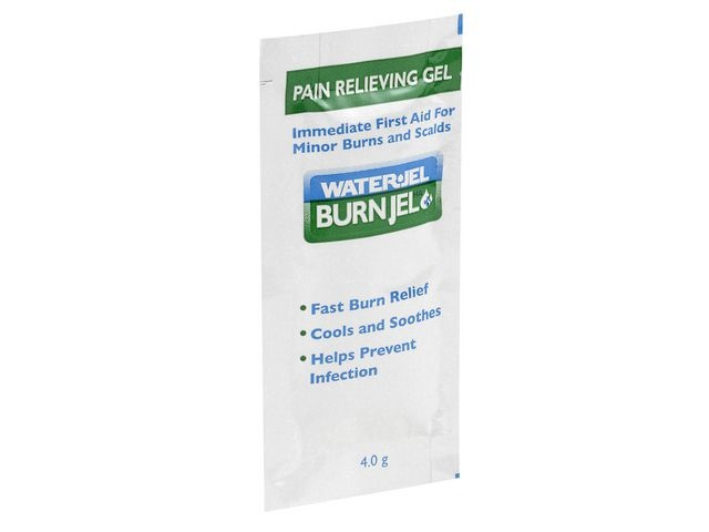 Burn Jel Water-Jel sachets 4g/pk3