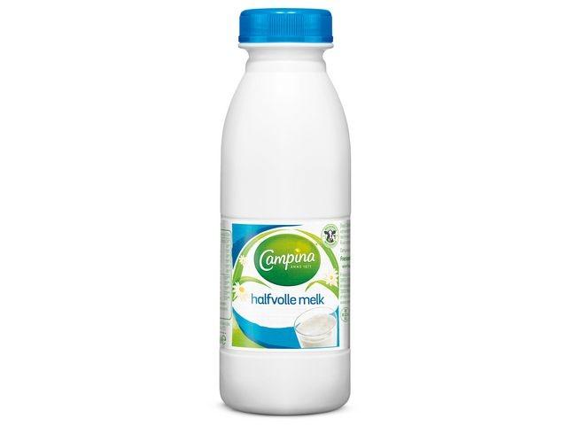 Campina Halfvolle melk Campina 0,5L/pk6