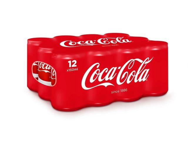 Coca-Cola Frisdrank Coca Cola regular 0,15L b/pk24