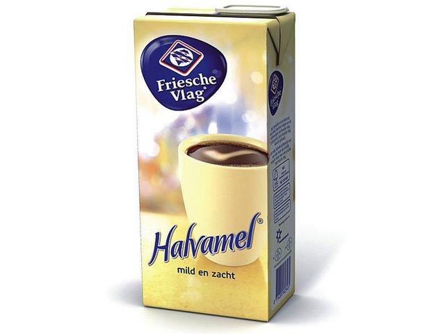 FRIESCHE VLAG Koffiemelk Friesche vl halvaml/ds6x929ml