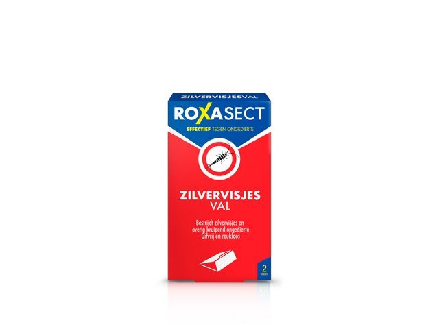 ROXASECT Zilvervisjes Val Roxasect 2 stuks