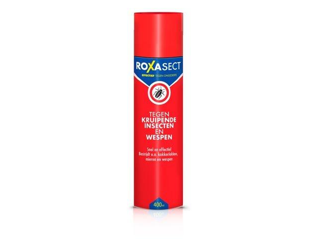 ROXASECT Spray tegen Kr Insecten Roxasect 400ml