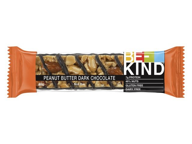 BE-KIND® Reep Be-Kind pindakaas d chocolade/pk12