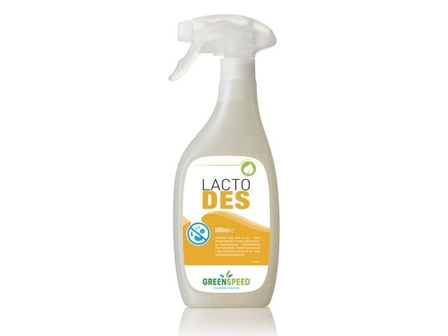 GREENSPEED Desinfectiespray Lacto Des 500 ml