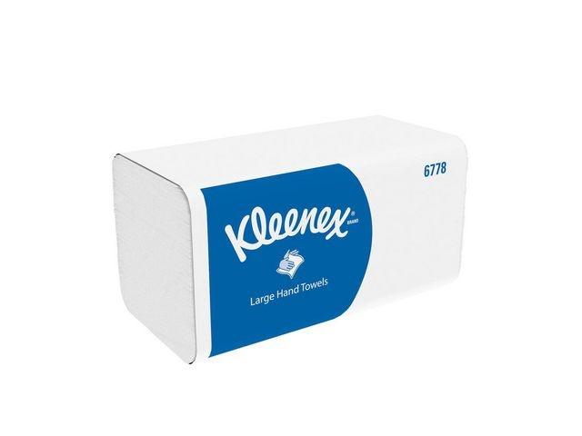 Kleenex® Handdoeken Kleenex inter 2L wt/ds15x124