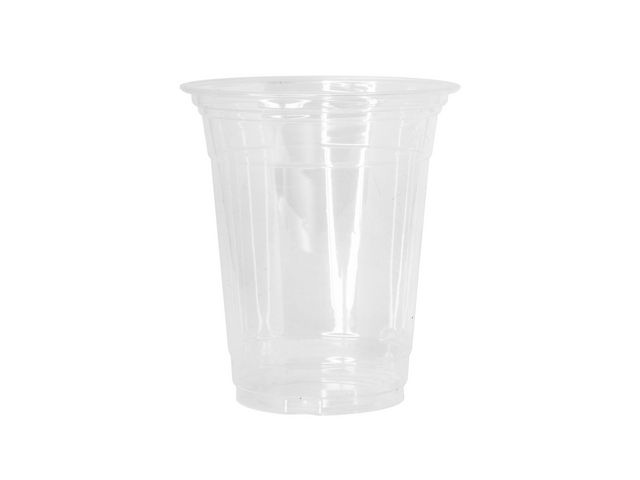 Sustainable Earth by Staples Beker PLA 340 ml duurzaam/pak50