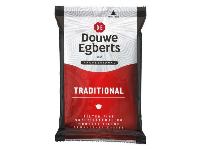 Douwe Egberts Koffie DE sachets/ds 50x75gr