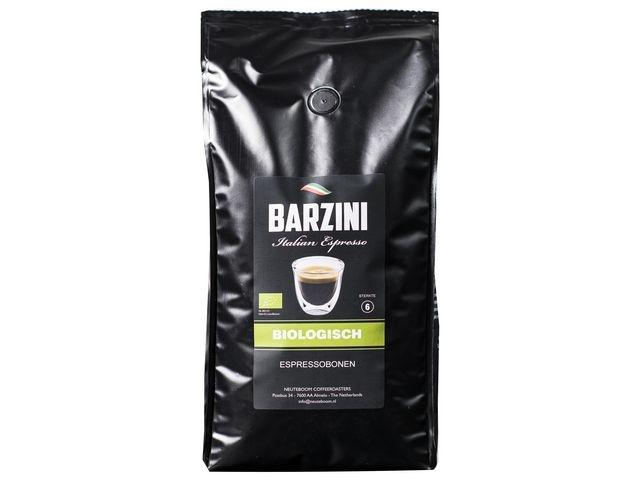 BARZINI Koffiebonen Barzini BIO 1000g/ds8