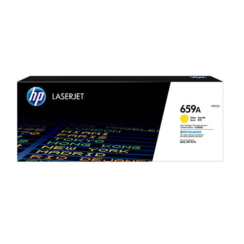 HP HP 659A (W2012A) toner yellow 13000 pages (original)