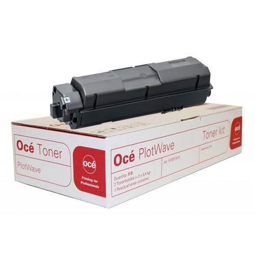 Océ Oce 1070066445 toner black 2x400gr (original)
