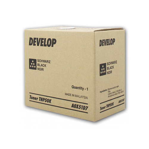 Develop Develop TNP-50K (A0X51D7) toner black 5000p (original)