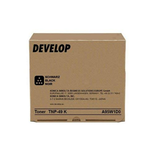 Develop Develop TNP-49K (A95W1D0) toner black 13000p (original)