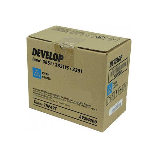 Develop Develop TNP-49C (A95W4D0) toner cyan 12000p (original)