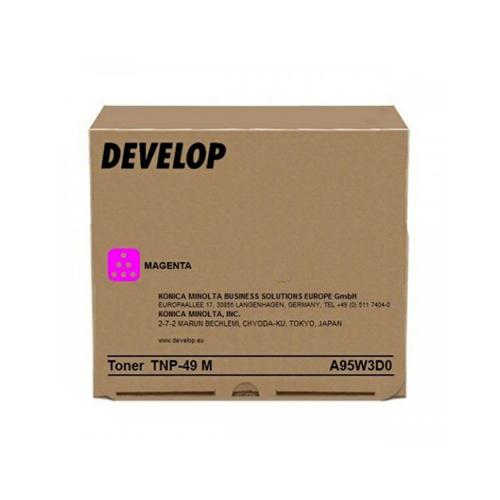 Develop Develop TNP-49M (A95W3D0) toner magenta 12000p (original)