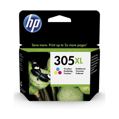 HP HP 305XL (3YM63AE#UUS) ink color 240 pages (original)