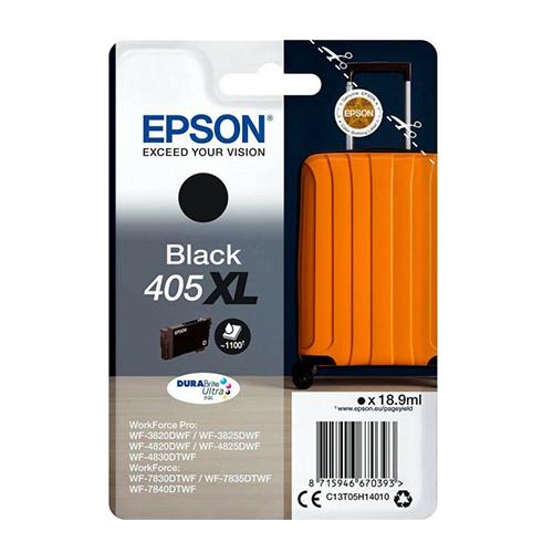 Epson Epson 405XL (C13T05H14010) ink black 18.9ml (original)