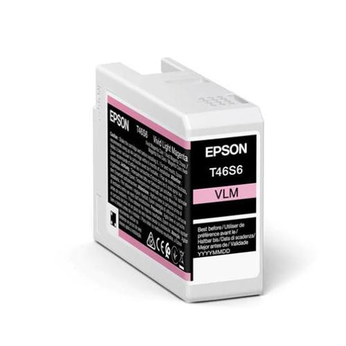 Epson Epson T46S6 (C13T46S600) ink light magenta 25ml (original)