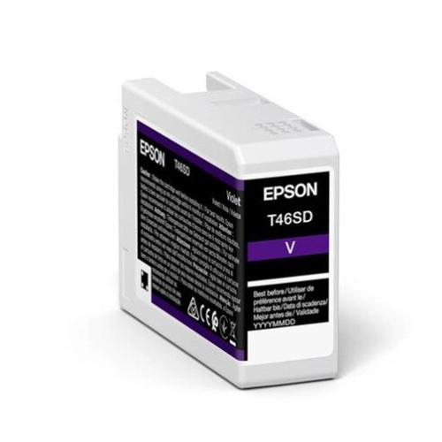 Epson Epson T46SD (C13T46SD00) ink violet 25ml (original)