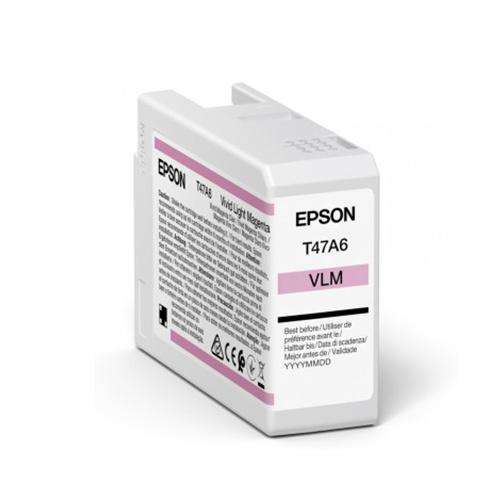 Epson Epson T47A6 (C13T47A600) ink light magenta 50ml (original)
