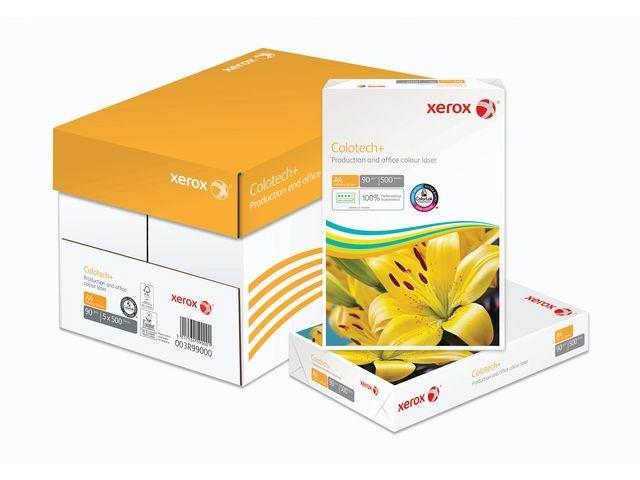 Xerox Papier Xerox A4 90g Colotech+/ds 5x500v