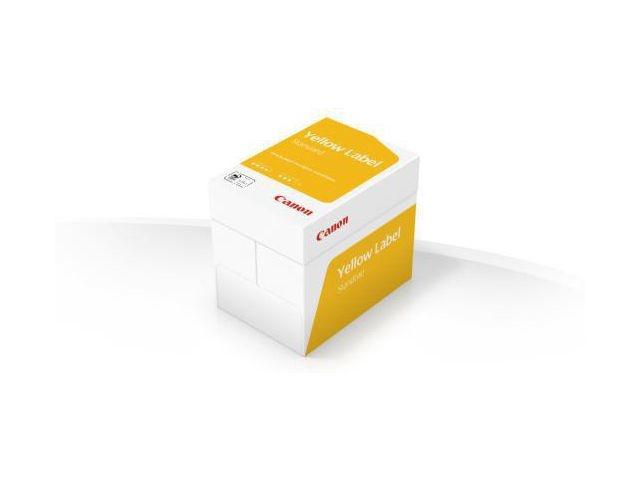 Canon Papier Canon A3 80g Yellow stand./5x500v