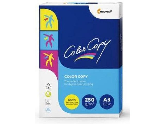Papier ColorCopy A3 250g wit/ds7x125v