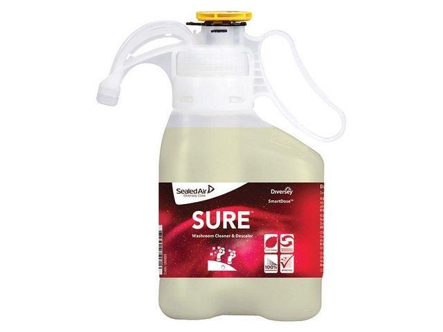 Diversey Sanitairreiniger Sure Cleaner SD 1.4L