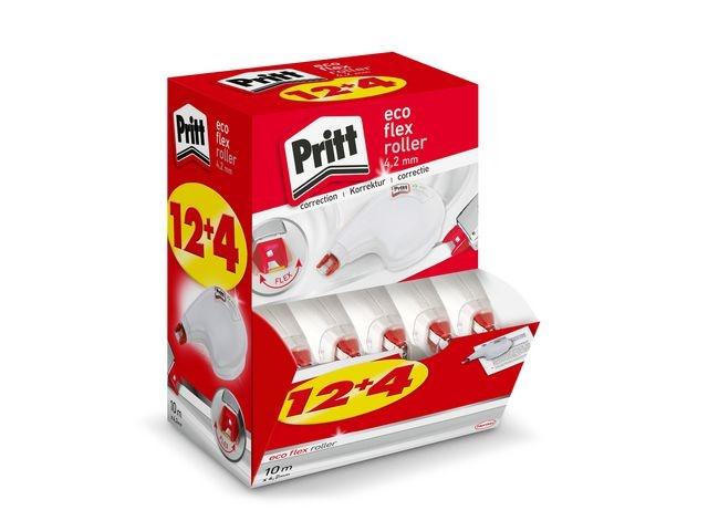 Pritt Correctieroller Pritt Ecoflex 4.2mm/pk16
